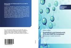Bookcover of Platinum(II) and Palladium(II) PTA and DAPTA Complexes