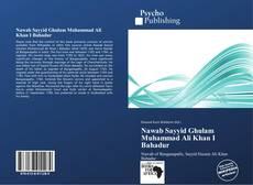 Copertina di Nawab Sayyid Ghulam Muhammad Ali Khan I Bahadur