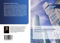 Couverture de Impairment of financial assets