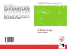 Bookcover of Antonio Meucci