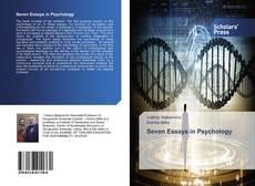 Copertina di Seven Essays in Psychology