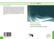 Copertina di Rolls Building