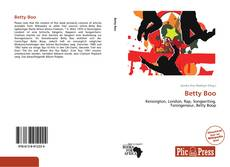 Couverture de Betty Boo