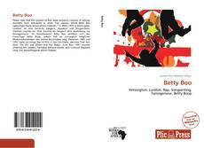Capa do livro de Betty Boo