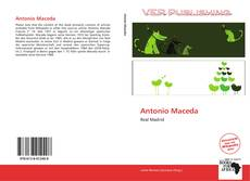 Bookcover of Antonio Maceda
