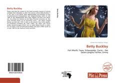 Copertina di Betty Buckley