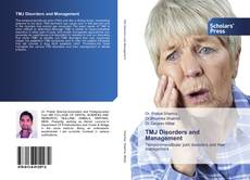 Couverture de TMJ Disorders and Management