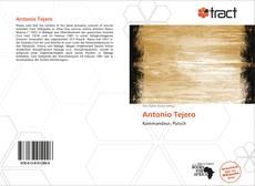 Buchcover von Antonio Tejero