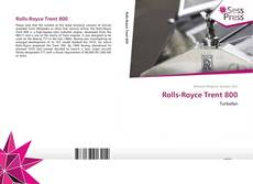 Обложка Rolls-Royce Trent 800
