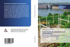 Capa do livro de Sustainable Development and Hydroelectric