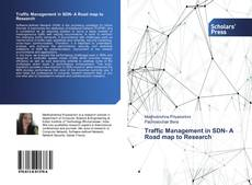 Capa do livro de Traffic Management in SDN- A Road map to Research
