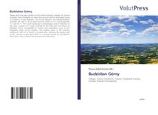 Portada del libro de Budzisław Górny