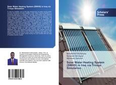 Buchcover von Solar Water Heating System (SWHS) in Iraq via Trnsys Simulation