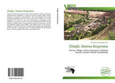 Capa do livro de Chójki, Gmina Krzymów