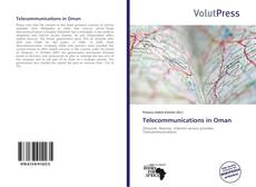Bookcover of Telecommunications in Oman