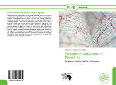 Buchcover von Telecommunications in Paraguay