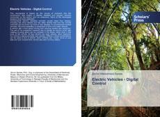 Portada del libro de Electric Vehicles - Digital Control