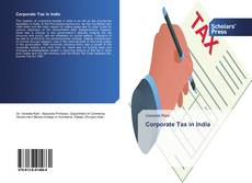 Bookcover of Corporate Tax in India