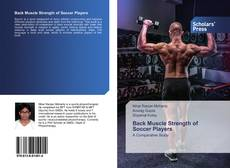 Bookcover of Back Muscle Strength of Soccer Players