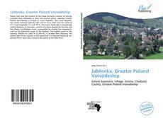 Buchcover von Jabłonka, Greater Poland Voivodeship