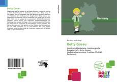 Copertina di Betty Gosau