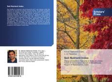 Couverture de Soil Nutrient Index