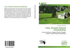 Capa do livro de Julia, Greater Poland Voivodeship
