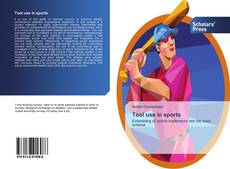 Bookcover of Tool use in sports