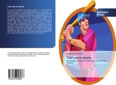 Borítókép a  Tool use in sports - hoz