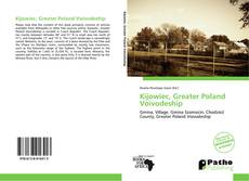 Bookcover of Kijowiec, Greater Poland Voivodeship