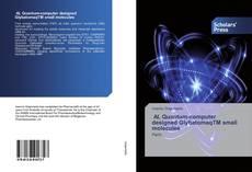 Portada del libro de AI, Quantum-computer designed GlybatomaqTM small molecules