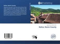Bookcover of Kolno, Konin County
