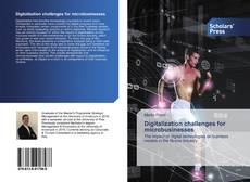 Bookcover of Digitalization challenges for microbusinesses