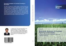 Bookcover of Economic Analysis of Contract Farming in Karnataka