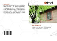 Portada del libro de Karolówko