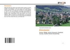 Klonówiec的封面