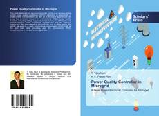 Bookcover of Power Quality Controller in Microgrid