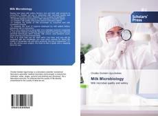 Couverture de Milk Microbiology