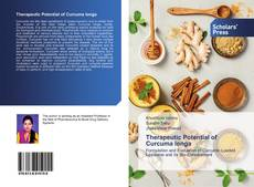 Bookcover of Therapeutic Potential of Curcuma longa
