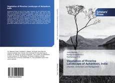 Capa do livro de Vegetation of Riverine Landscape of Achankovi, India