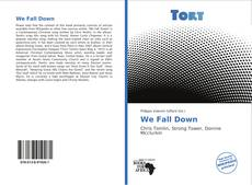 Buchcover von We Fall Down