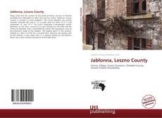 Buchcover von Jabłonna, Leszno County