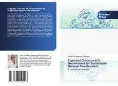 Bookcover of Expected Outcome of E-Government for Sustainable National Development