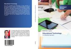 Capa do livro de Educational Technology