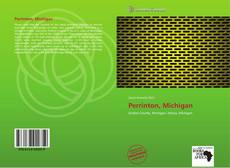 Portada del libro de Perrinton, Michigan