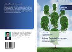 Portada del libro de Attitude Towards Environment