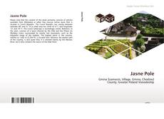 Bookcover of Jasne Pole