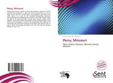 Buchcover von Perry, Missouri