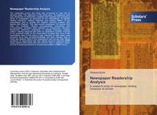 Bookcover of Newspaper Readership Analysis