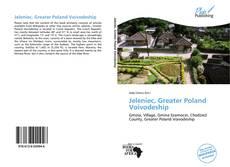 Buchcover von Jeleniec, Greater Poland Voivodeship
